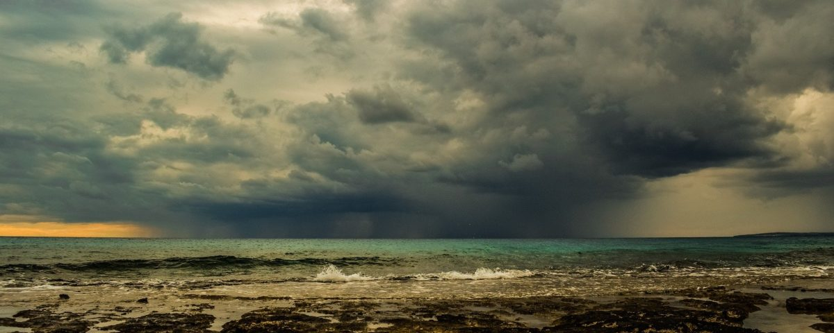 Wind am Meer